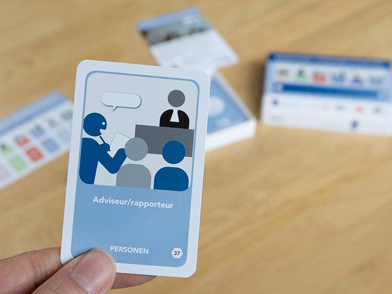 kaartset basistool strafrechtketen